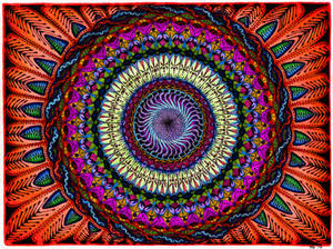 Eye See All - Hand Drawn and Colored
