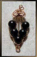 Onyx Pendant by MajorTommy