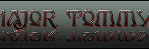 Major Tommy's Banner by MajorTommy