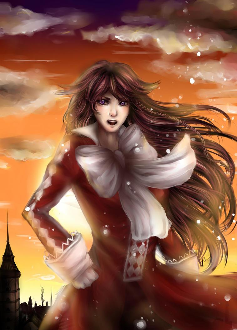 PH:Alice sunlight by GladAnn