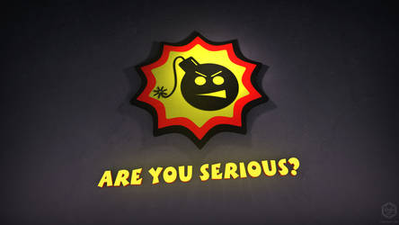 Are you serious? - Serious Sam Wallpaper HD by lorceroth