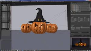 WIP Cursed Pumpkins