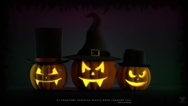 Cursed Pumpkins