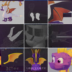 WIP Spyro the Dragon - Part 1