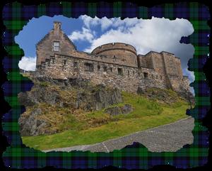 Edinburgh Castle Reservoirs