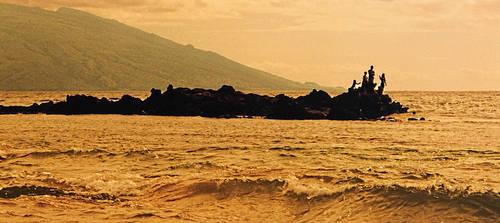 Maui Wrap-around