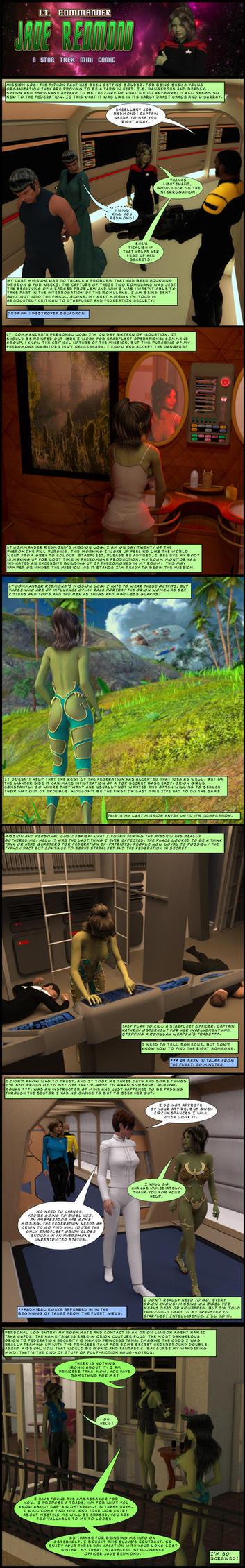 Adventures of Jade Redmond II by PDSmith