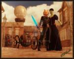 Barrissoka - Steampunk Edition - 1