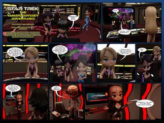 Star Trek - The Yamato Odyssey Adventure One