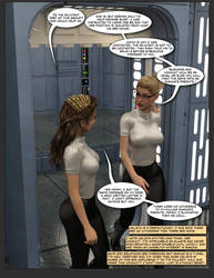 Star Wars - T-Girl Saga Ch. 2 Page 4 by PDSmith