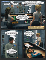 Star Wars - T-Girl Saga Ch. 2 Page 11 by PDSmith