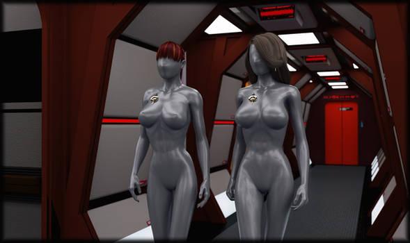 Mirror Universe Drone test