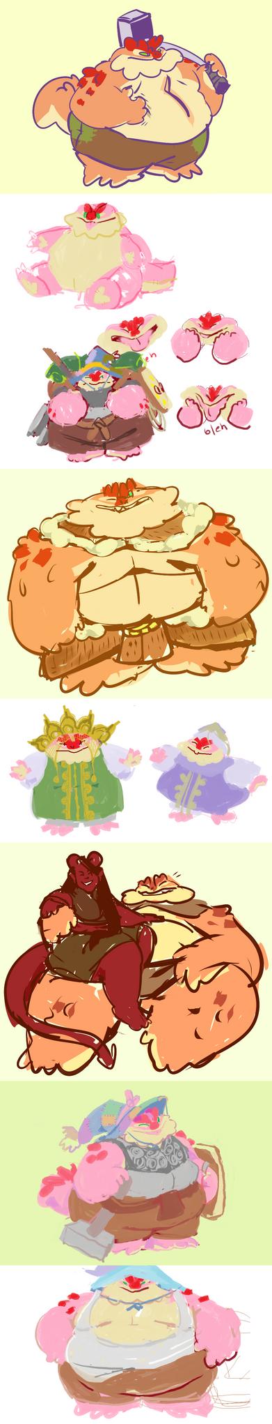 toad is eternal by Kinn-Katze