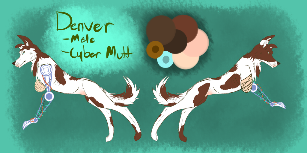 Offer To Adopt Denver by H-i-s-t-o-r-y