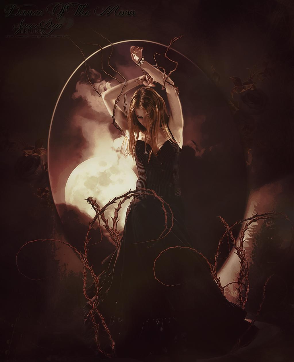 Dance Of The Moon by Dyn