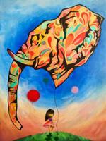 Elephant Dreams by zylanthe
