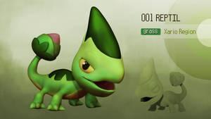 Reptil by ppoznysz