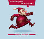 Go go Santa!