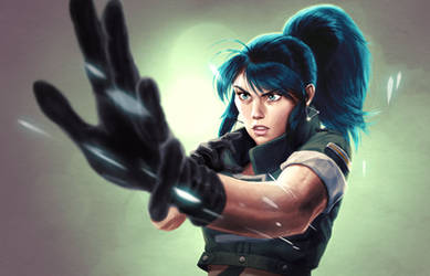 Ikari Warrior by 2dforever