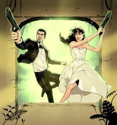 Wedding Raider by 2dforever