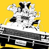 Cr-r-r-razy Taxi