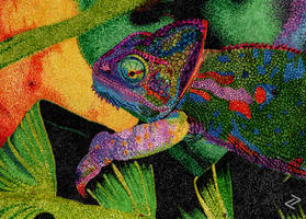 Chameleon by ZAGarts