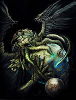 The Call of Cthulhu by ZAGarts