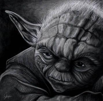 Yoda by ZAGarts
