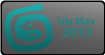 3d Studio Max 2013 stamp by SterlingBlaze