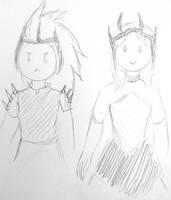 sketch2 by enviousjam