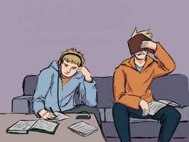 study by enviousjam