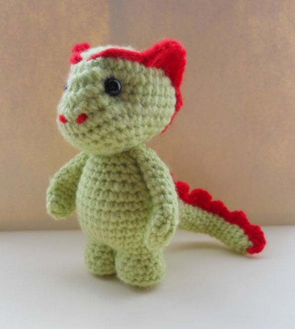 Amigurumi Dragon Gratuit : Amigurumi Dragon Munny by sophiecat91 on deviantART