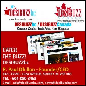Canada's leading South Asian news-magazine by desibuzzcanada