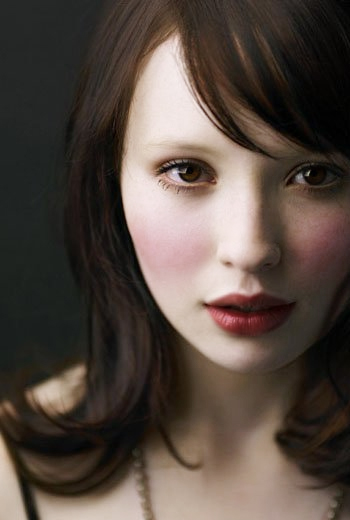 Emily Browning as Bella Swan by MyMuseTwilight