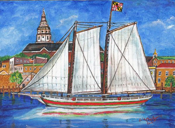 Sailing Annapolis