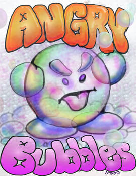 Angry Bubbles