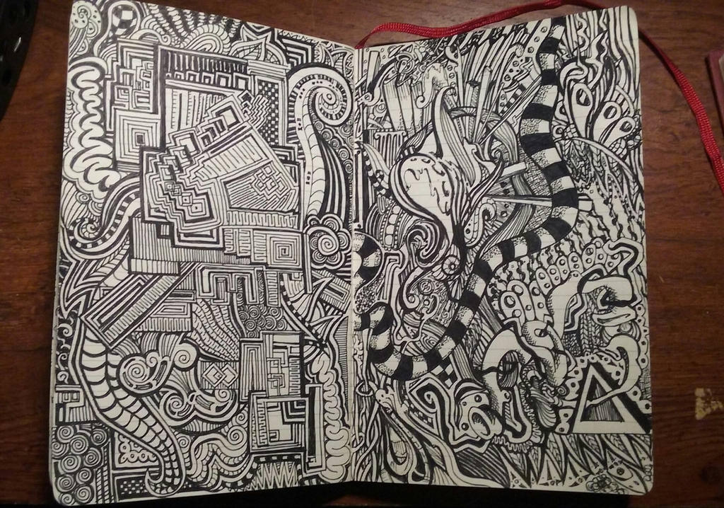 My Zentangle by Seversig