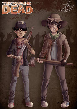 TWD- Children of The Apocalypse