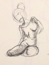 life drawing by dracos-gal