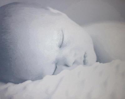 Newborn by Photostopaintings