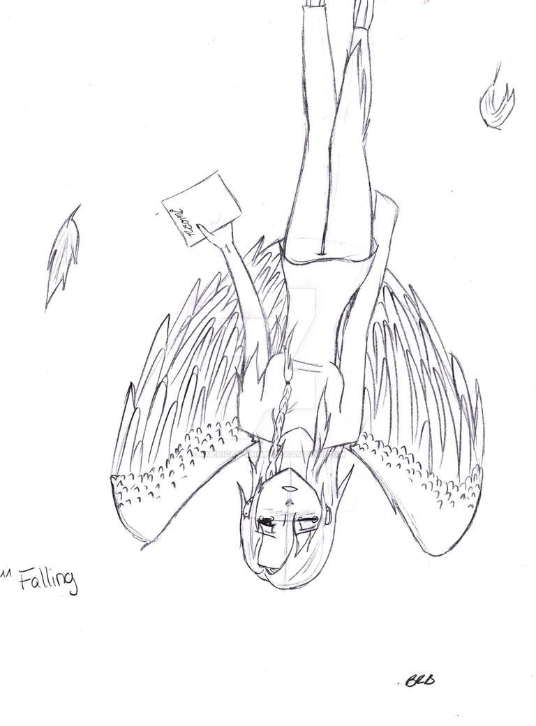 falling angel by american