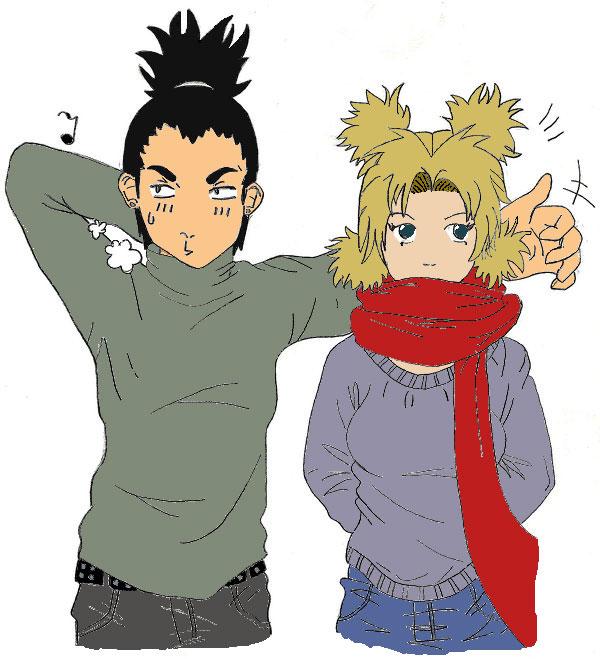 Shikamaru and temari fanfiction