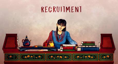 SH E3: Recruitment by SachiiA
