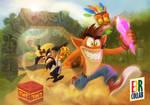 Crash Bandicoot - E3BR Collab