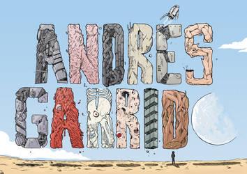 Andres Garrido by MrParanoidXXX