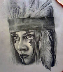 Woman-indian-feathers-3