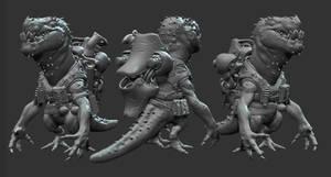 DinoBuggy Clay2