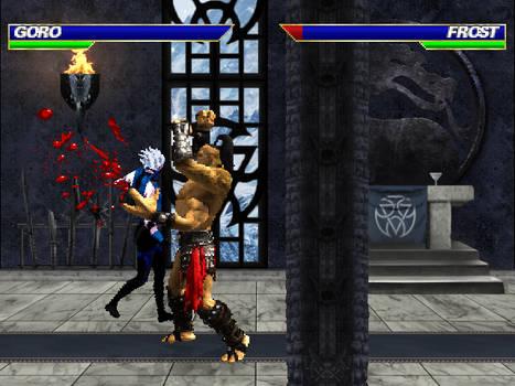Goro for MK: Devastation. Pic 2