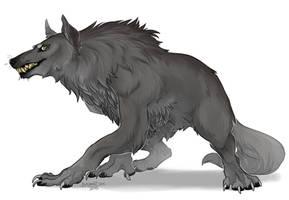 Werwolf by badass-doctor