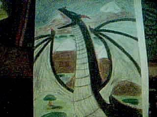 The Mountain Dragon by SerisNovis
